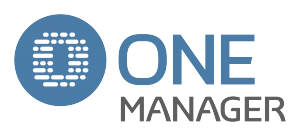 one manager logo