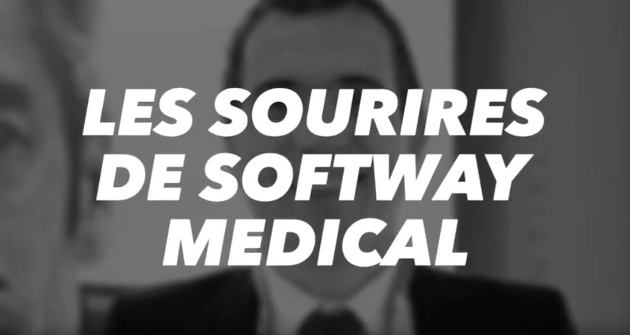 #JFR2019   DAY 3 : LES SOURIRES DE SOFTWAY MEDICAL VOUS ATTENDENT SUR NOTRE STAND !