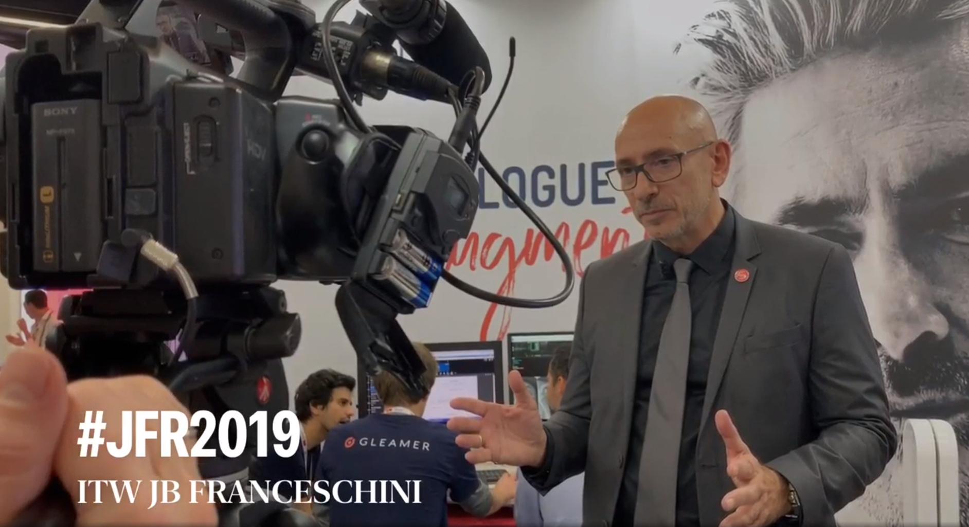 #JFR2019 | INTERVIEW DU DIRECTEUR DE LA DIVISION IMAGING DE SOFTWAY MEDICAL PAR HOSPITALIA