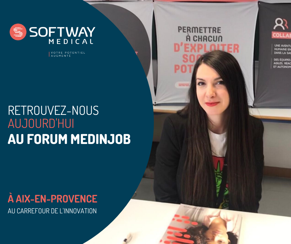 JOIN US ! Rendez-vous au Forum Medinjob