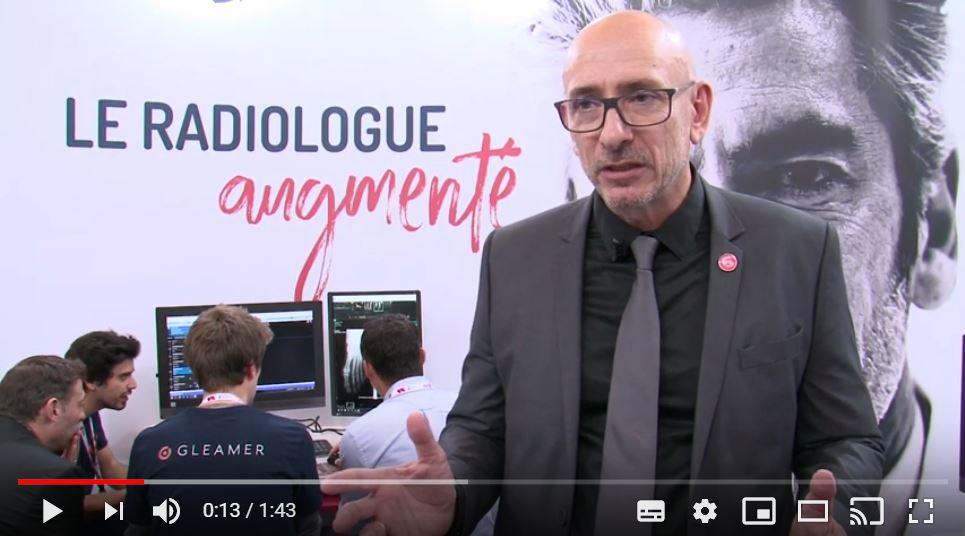 L'interview de Jean-Baptiste Franceschini par Hospitalia TV sur les JFR