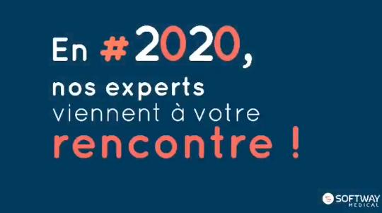 TOP DÉPART POUR NOTRE CALENDRIER ÉVÉNEMENTIEL 2020 !
