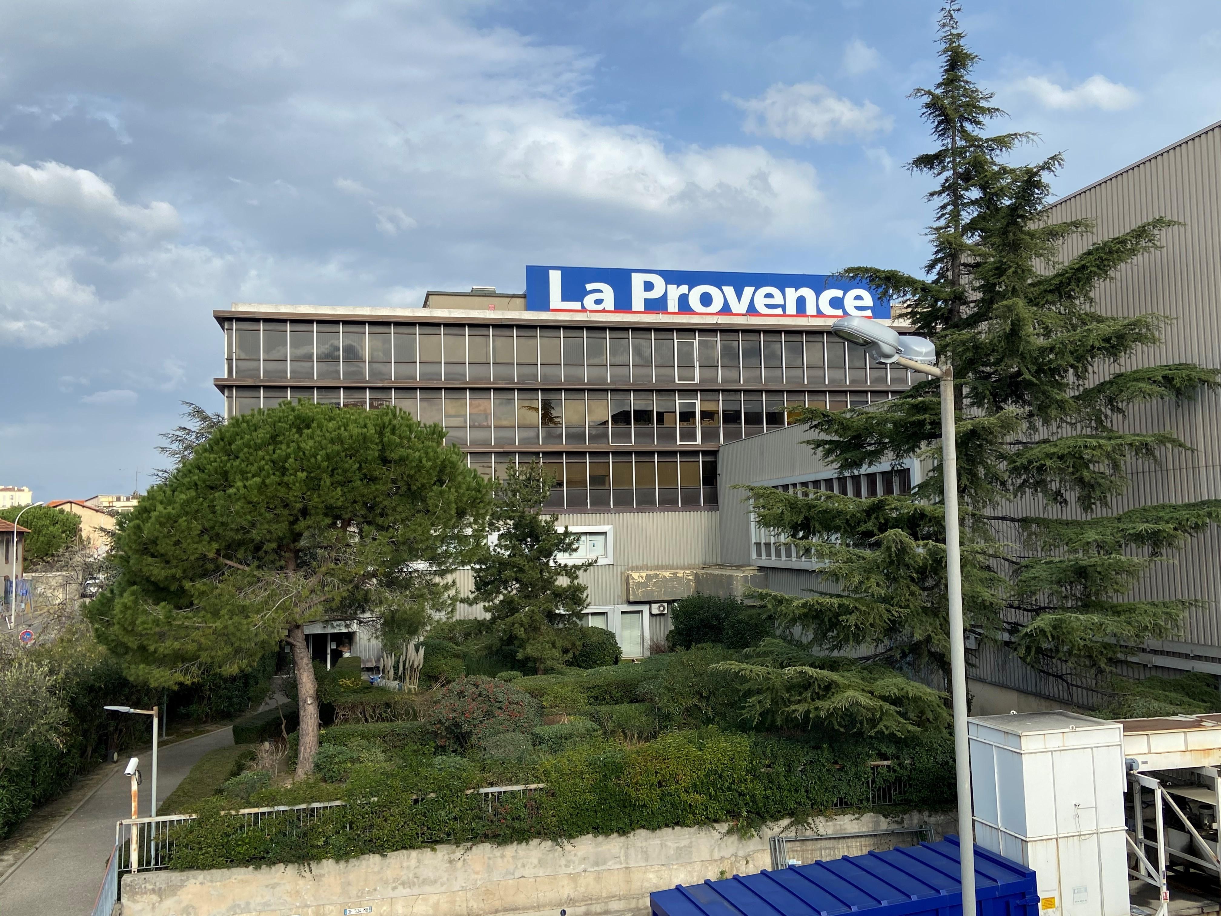 En direct du journal La Provence !