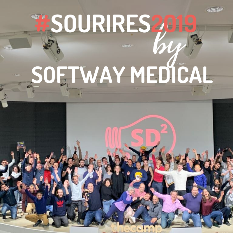 SOURIRES 2019 BY SOFTWAY MEDICAL