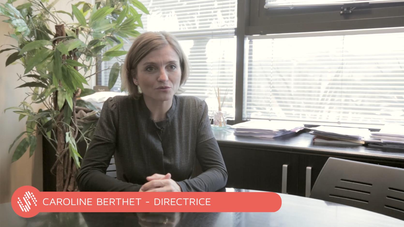 Caroline BERTHET, Directrice de la Clinique La Casamance
