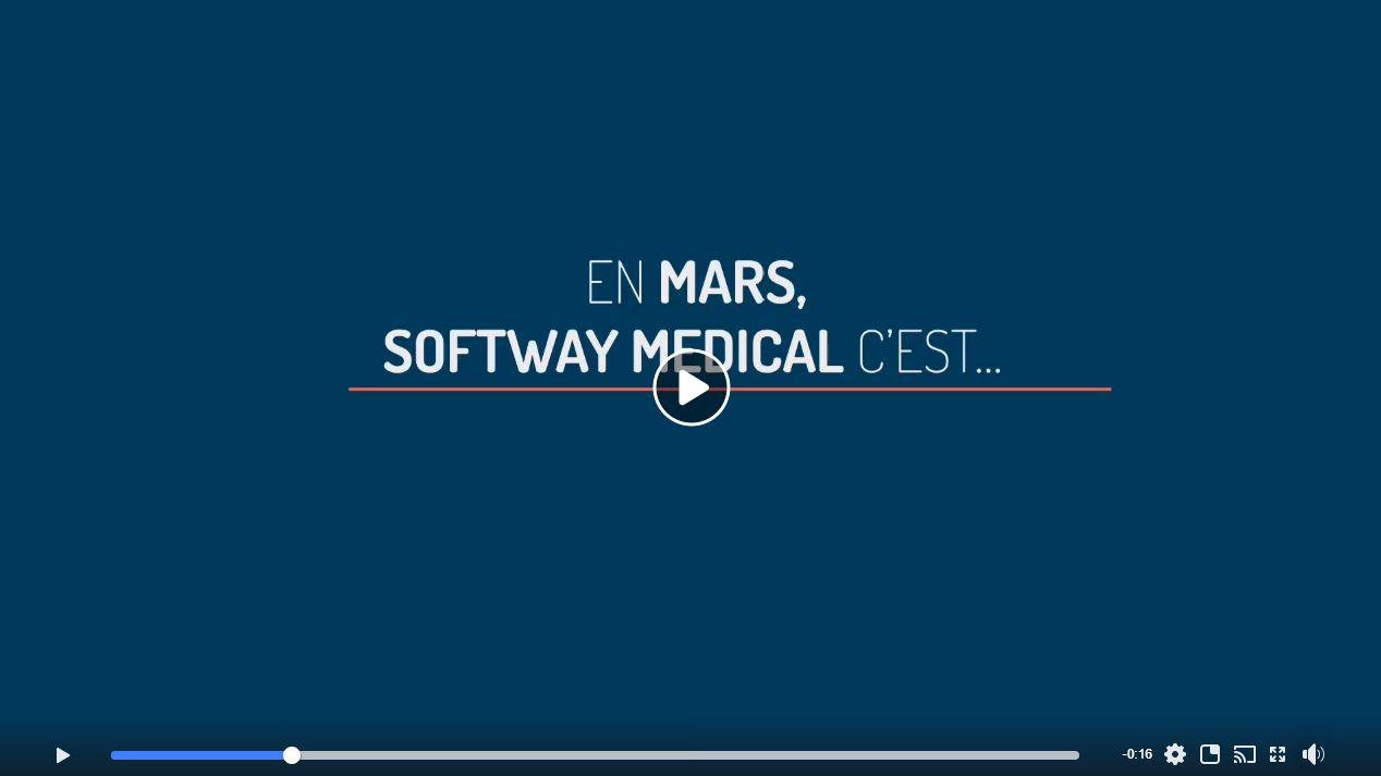 #SAVETHEDATE ! Nos équipes seront mobilisées sur 11 événements au mois de Mars !