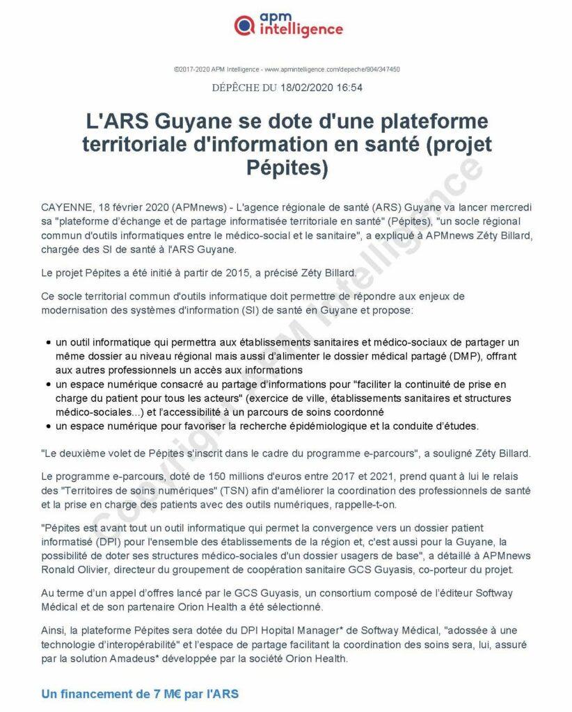 ARS Guyane
