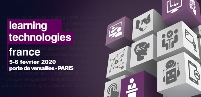 En Live du Learning Technologies France !