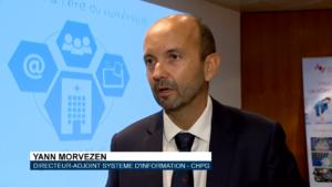 Satisfaction client de Yann MORVEZEN sur un des logiciels de Softway Medical : HOPITAL MANAGER