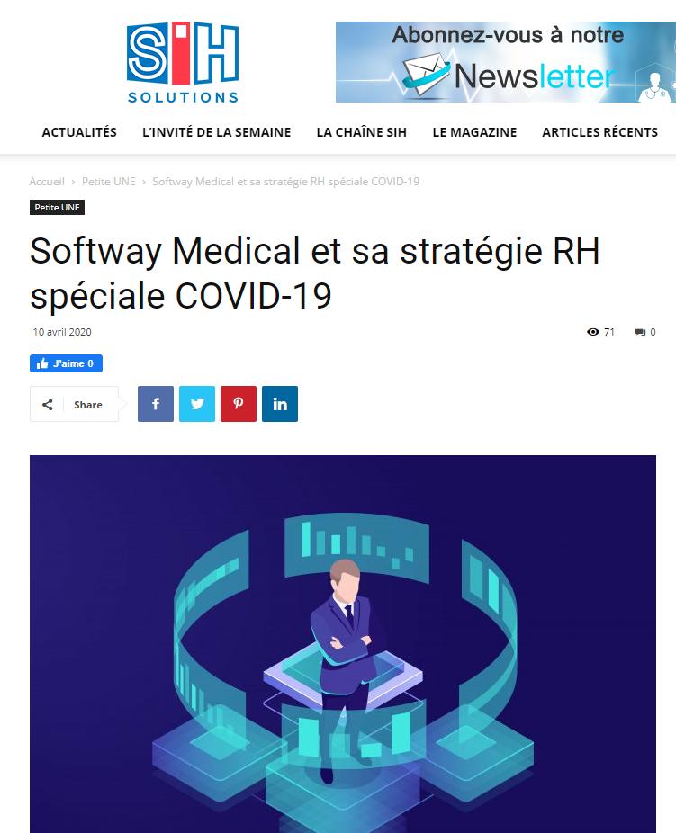 La stratégie RH pendant le COVID-19