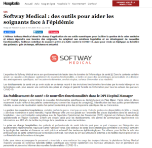 Article Hospitalia_Softway Medical