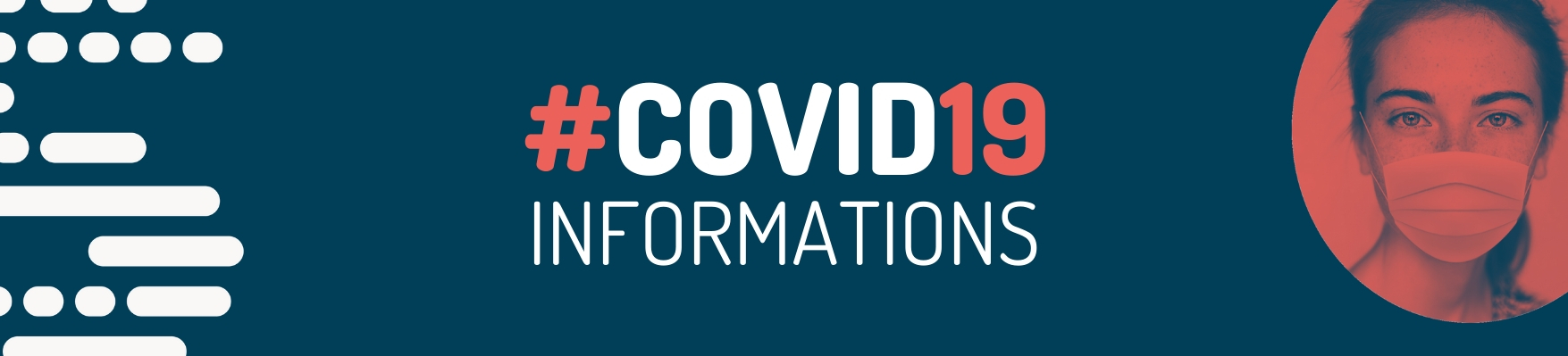 BANDEAU COVID INFORMATIONS EGERIE
