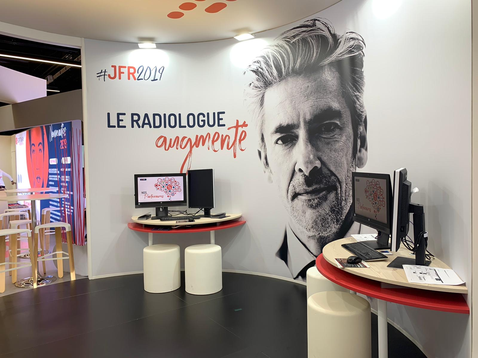 Journées Francophones de Radiologie - Evènement ANNULE