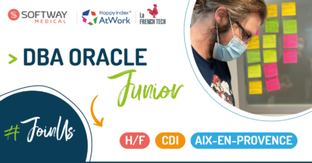 ADMINISTRATEUR BASE DE DONNEES / DBA ORACLE JUNIOR – H/F – Aix-En-Provence