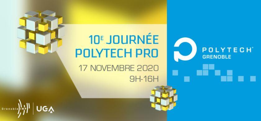 Journée Polytech Pro Grenoble