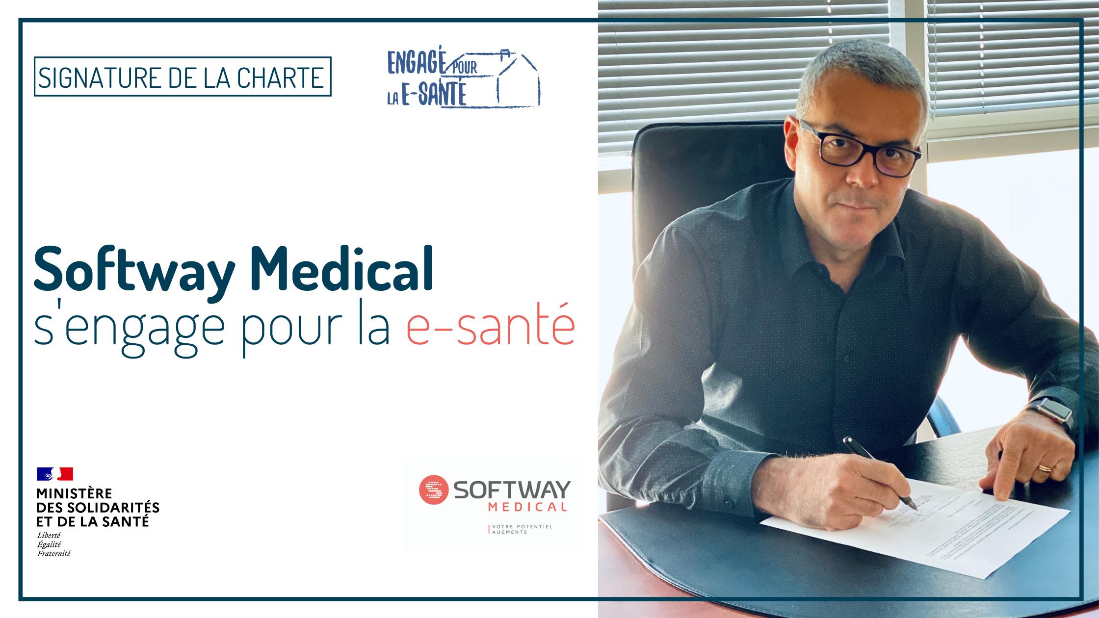 Softway Medical, engagée auprès du Ministère des Solidarités et de la Santé
