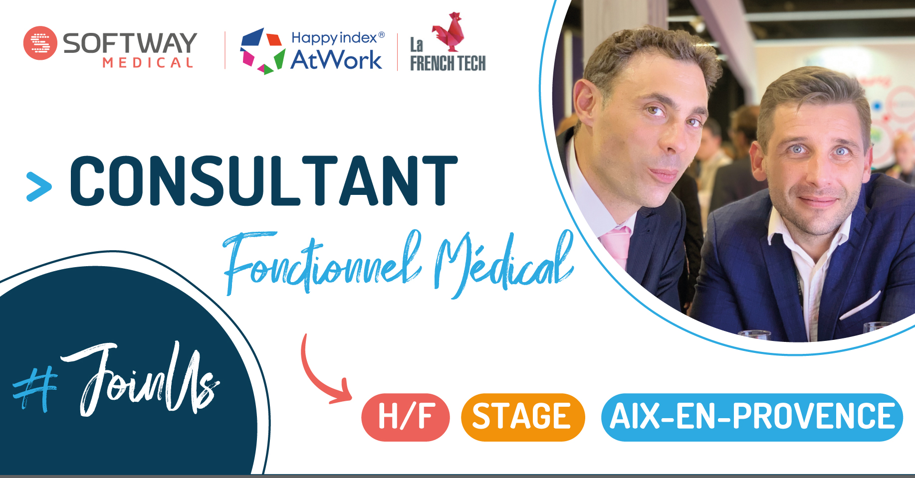 STAGIAIRE CONSULTANT FONCTIONNEL MEDICAL – H/F – Aix-En-Provence