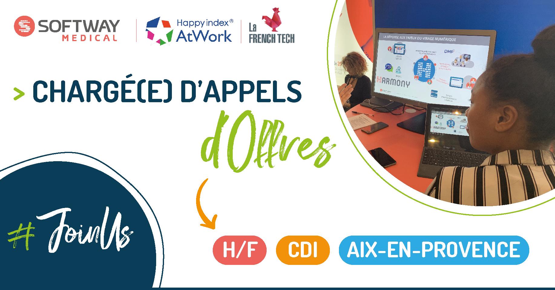 CHARGE D'APPELS D'OFFRES – H/F – Aix-en-Provence
