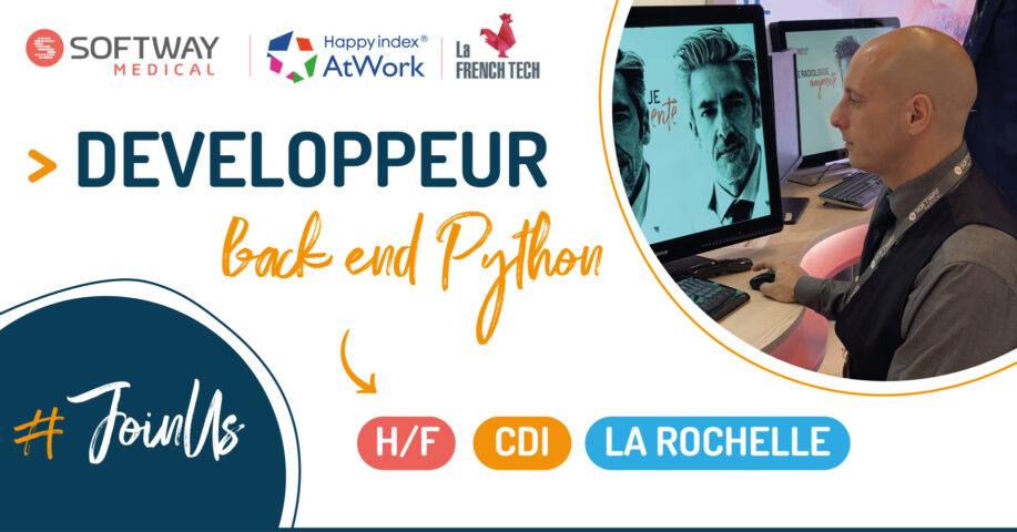DEVELOPPEUR BACK END C++ – H/F – La Rochelle