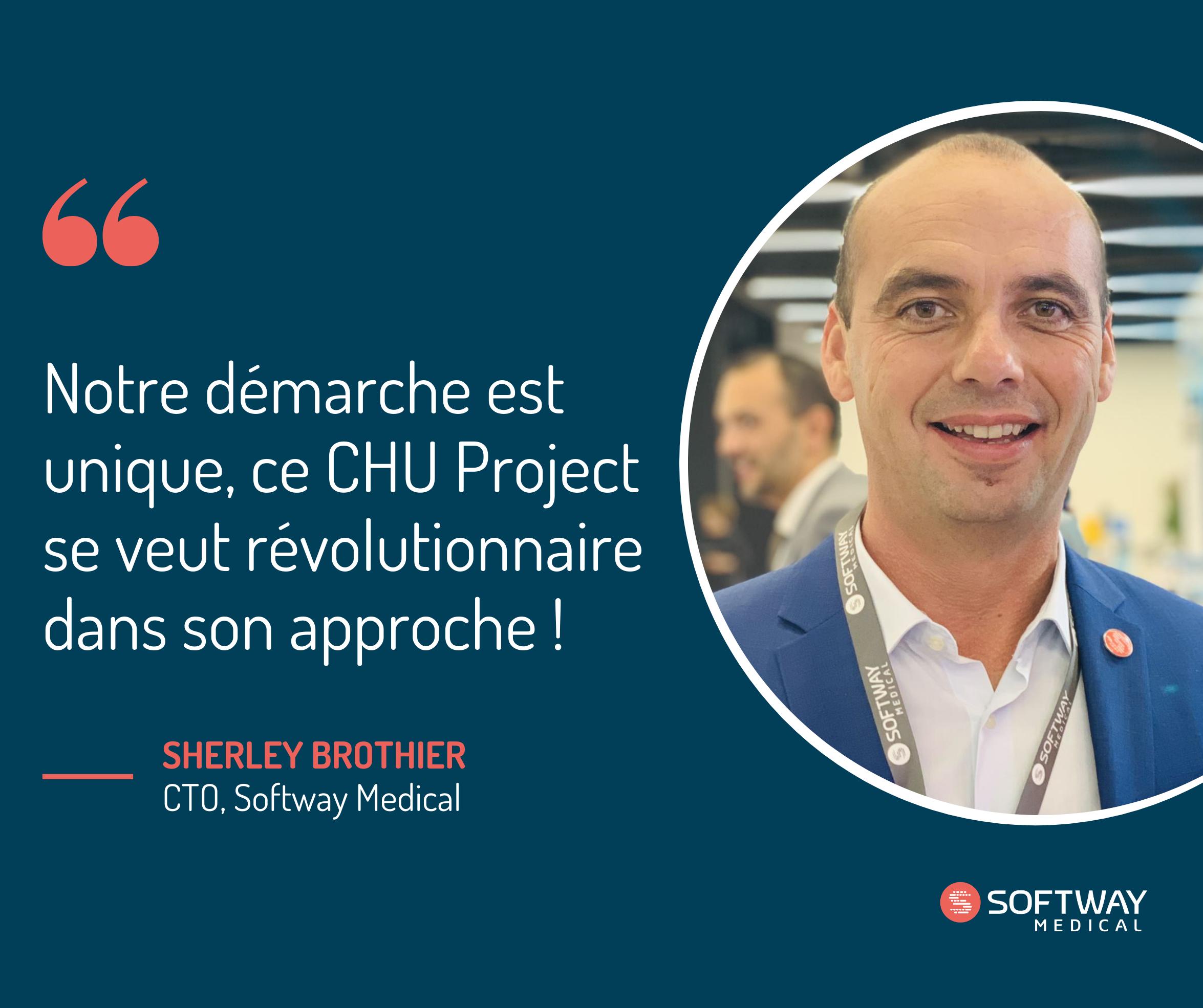 Le CHU Project de Softway Medical : un projet inédit et novateur pour les GHT et les CHU !