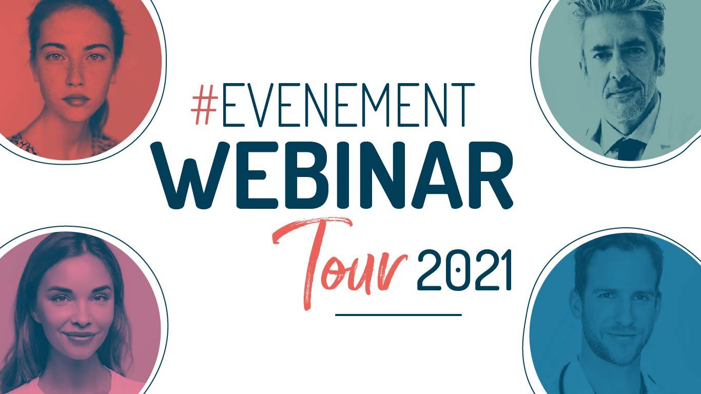 Webinar Tour 2021