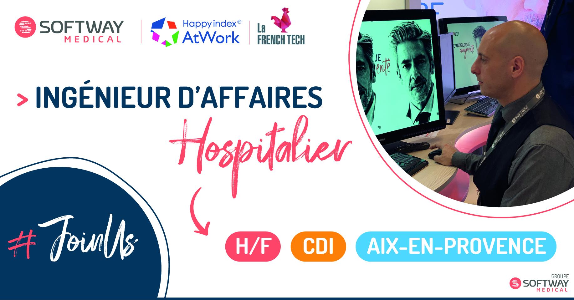 INGENIEUR D'AFFAIRES SANTE PUBLIC – H/F – Aix-En-Provence