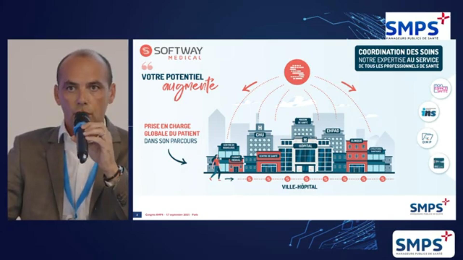 «En quoi le Ségur sera un facilitateur pour la santé numérique», notre CTO, Sherley Brothier était en direct du Congrès SMPS